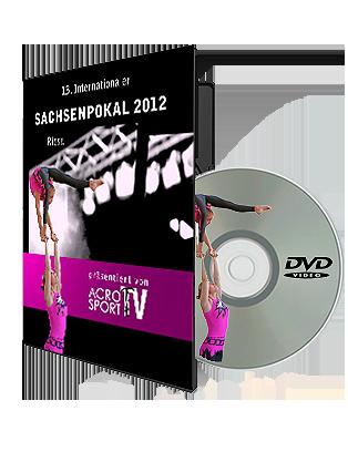 DVD Sachsenpokal Riesa 2012