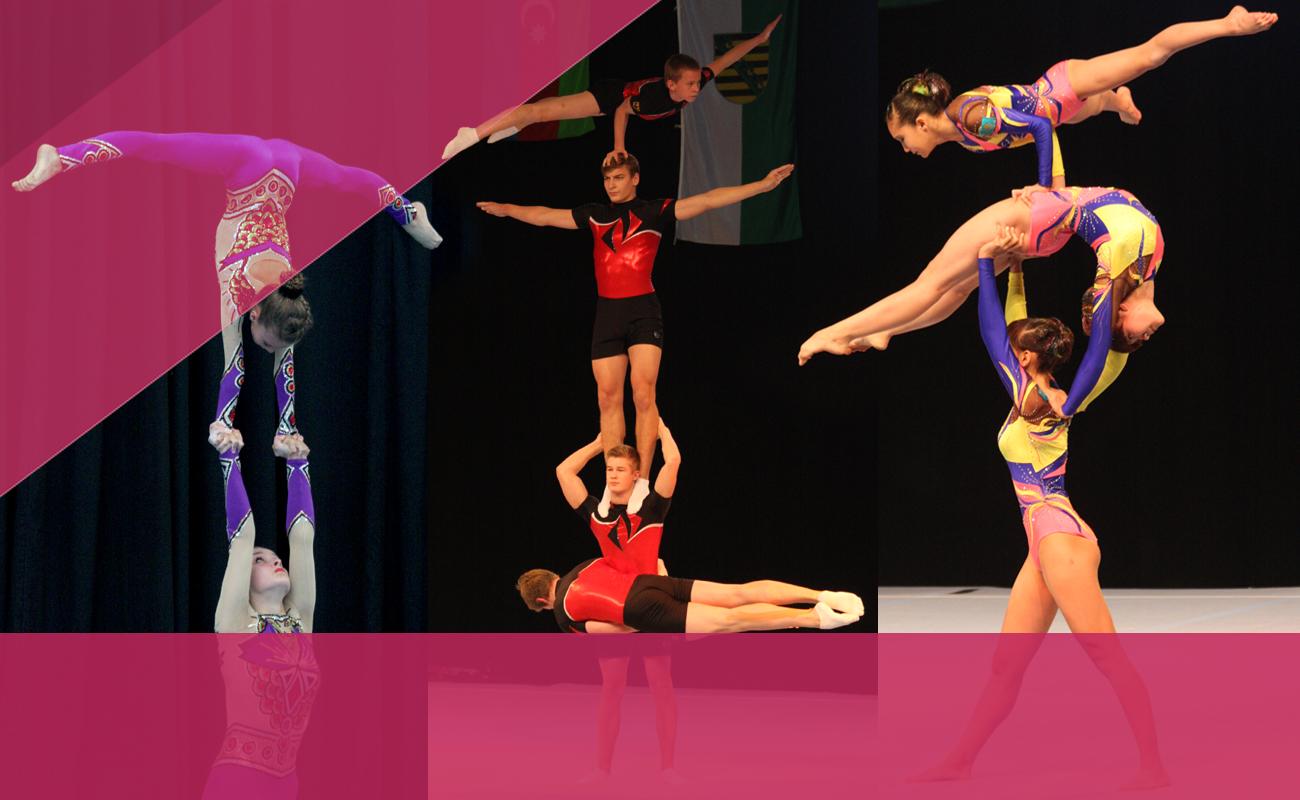 Sports acrobatics